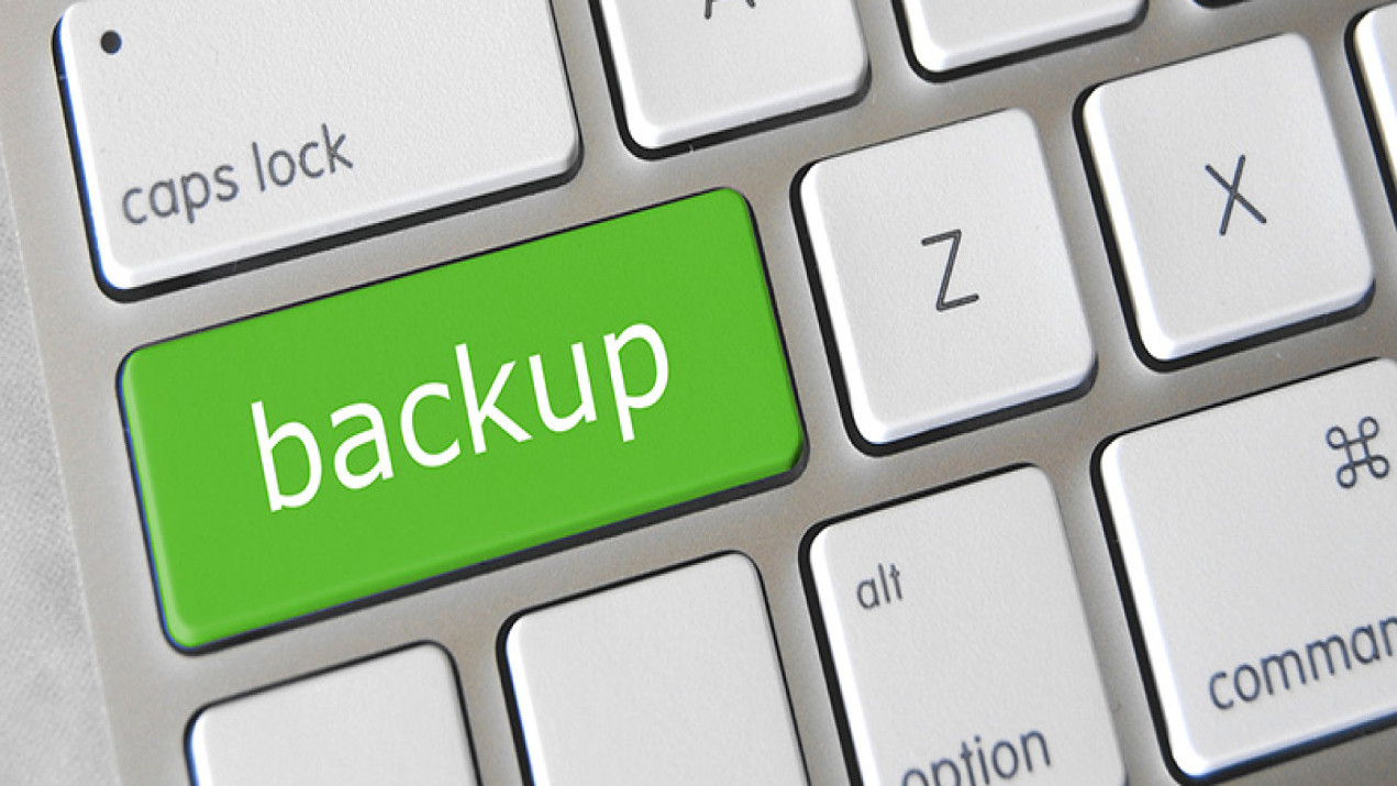 Two-Time Daily Backups